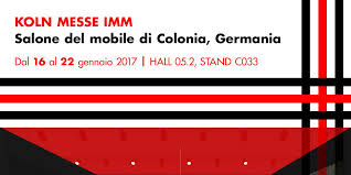 KOLN MESSE IMM - Salone del mobile di Colona